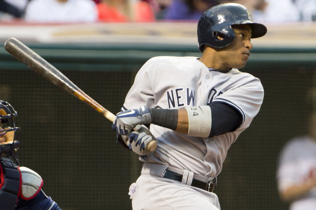 Cano's Big Game Helps Yanks Pound Indians