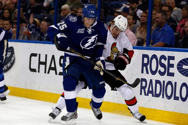 Stamkos' Power-Play Goal Boosts Lightning