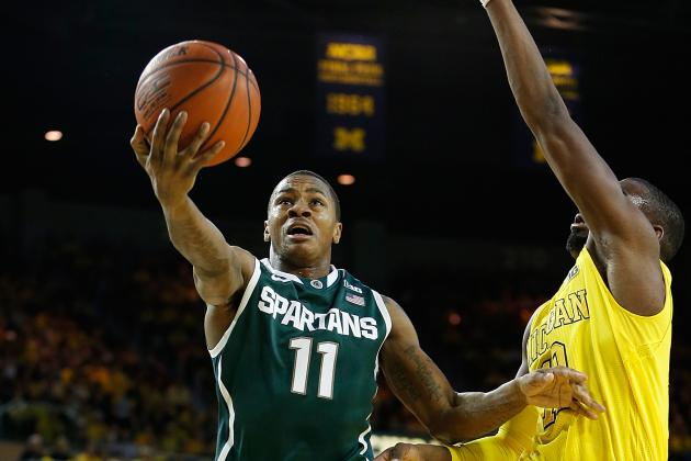 Who Will Be Better in 2014 NCAA Basketball Season: Michigan or Michigan State?