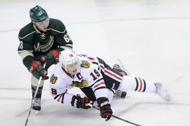 Blackhawks Blank Wild for 5th Win in Last 6