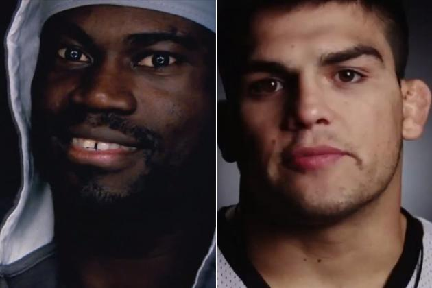TUF 17: Uriah Hall vs. Kelvin Gastelum Sets Up Finale, Team Sonnen Beats Jones