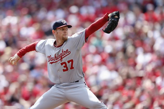 Young MLB Pitchers Who Could Get Shut Down Early This Season