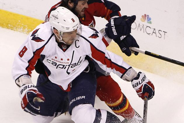 VIDEO: Alex Ovechkin with a Highlight-Reel Goal in Montreal