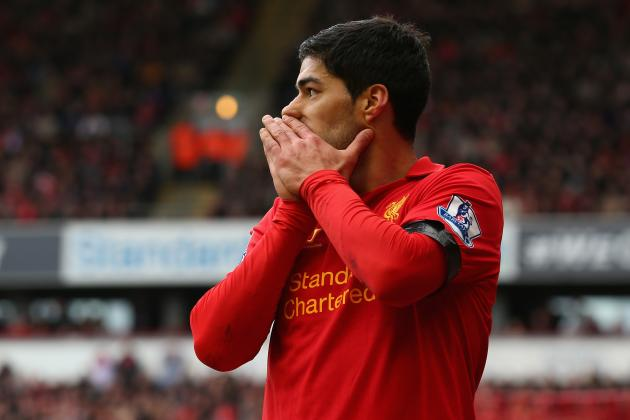 Liverpool Transfer News: Reds Are Right to Make Luis Suarez the Transfer Focus
