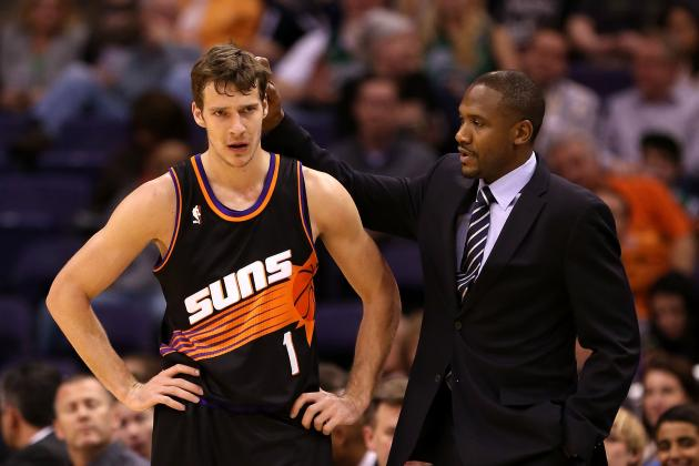 How Phoenix Suns Can Fix the Roster They're Stuck With