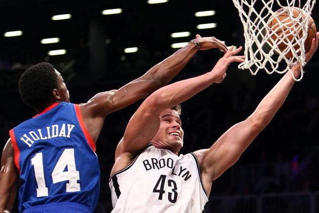 Nets Top 76ers, Hold Ground on No. 4 Seed