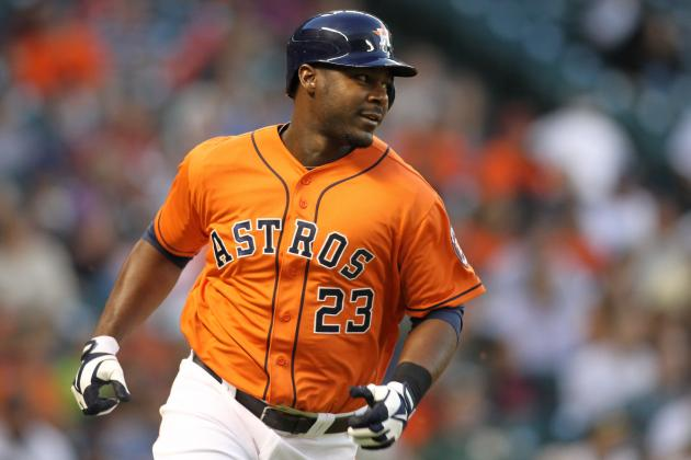 Astros Slug 5 Homers, End Skid with Rout of M's