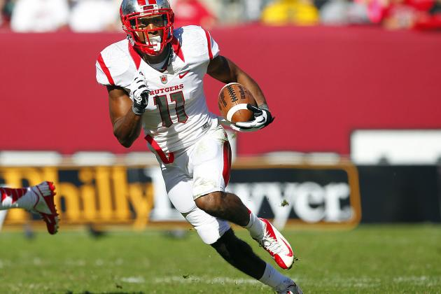 Logan Ryan Scouting Report: NFL Outlook for Rutgers CB