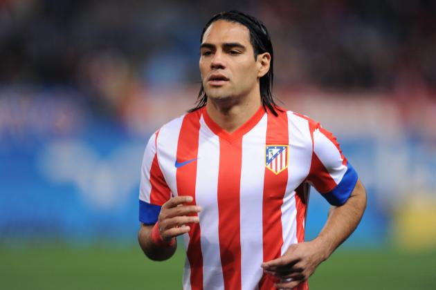 Report: Manchester United Splash the Cash to Land Radamel Falcao