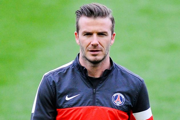Beckham Has PSG Believing