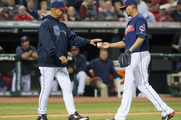 Cleveland Indians: 3 Areas Where the Tribe's Starting Rotation Must Improve