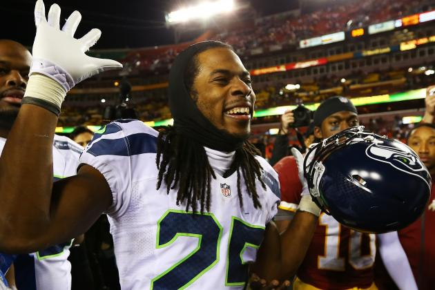 Richard Sherman: Half the NFL Takes Adderall