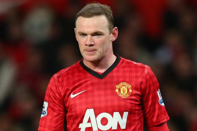 Wayne Rooney's Manchester United Future Under Spotlight After Falcao Link