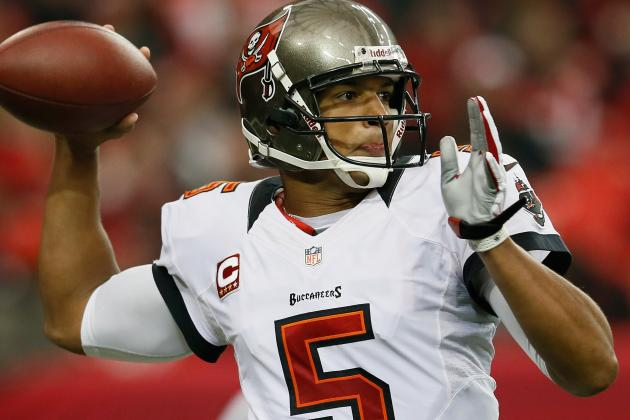 Here's Why the Bucs Haven't Had a Shakeup at Quarterback