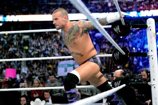 Backstage News on Why CM Punk Was Left off Post-WrestleMania Raw