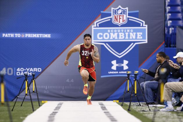 Why Are People Fascinated by 40-Yard Dash Times?