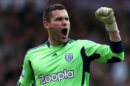 West Brom Goalkeeper Ben Foster Has Full Faith in Manager Steve Clarke