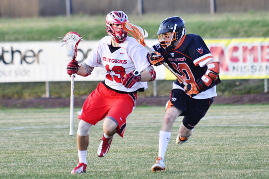 Princeton Takes Down Rutgers 13-8 in NCAA Lacrosse, Retains Meistrell Cup