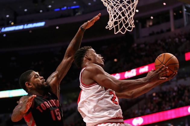 Jimmy Butler and Malcolm Thomas: Valuable Pieces for Bulls with Playoffs Looming