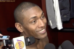 Metta World Peace Is 'Too Sexy for His Cat'