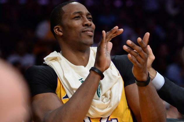 Dwight Howard Says Lakers Can Still Win the NBA Championship