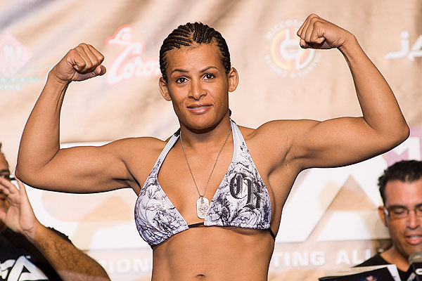 Fallon Fox Responds to Matt Mittrione's Transphobic Rant