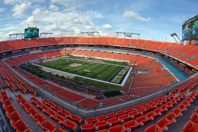 NFL Could Contribute $150 Million Toward Miami Dolphins' Stadium Renovation
