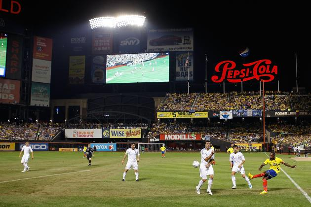 Honduras to Play Israel at Citi Field in Preparation of World Cup Qualifiers