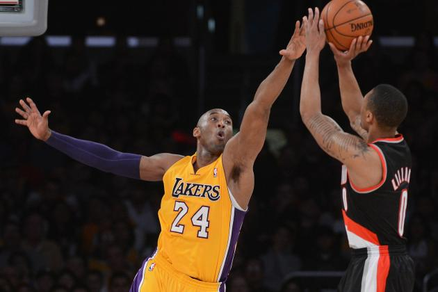 Los Angeles Lakers vs. Portland Trail Blazers: Preview, Analysis and Predictions