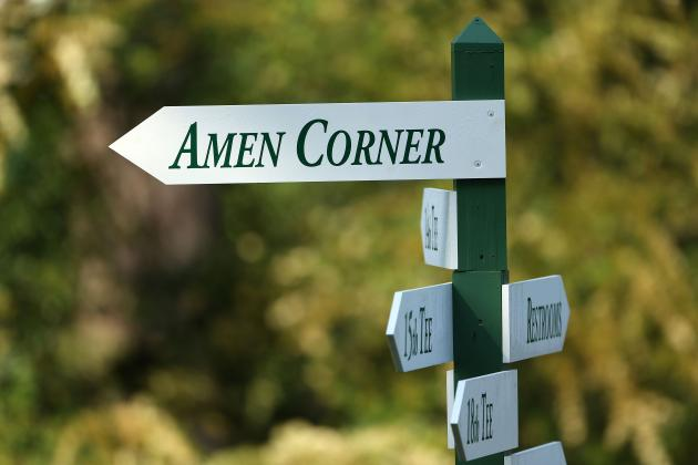 Masters 2013: The Mystique and Reality of Amen Corner