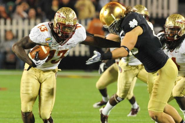 Notre Dame Adds Florida State to Its 2014 Schedule