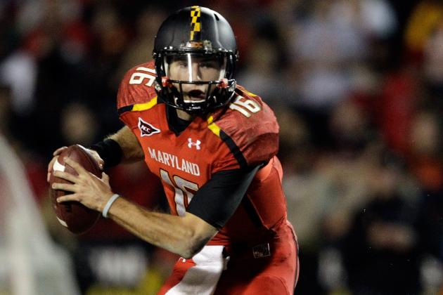 Terps QB C.J. Brown Granted Sixth Season of Eligibility