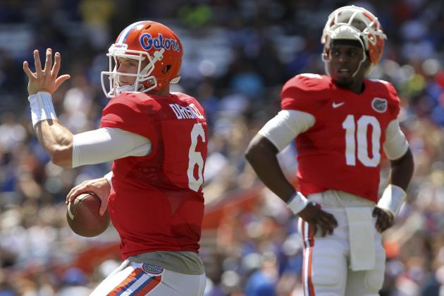 Driskel's Health a Key for UF