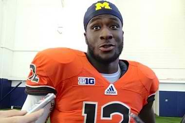 Michigan QB Devin Gardner to Wear Orange Jersey During Spring Game