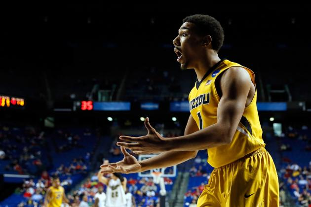 Mizzou's Pressey to Enter NBA Draft