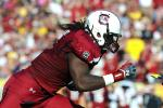 Neck Injury May Keep Jadeveon Clowney Out for Spring