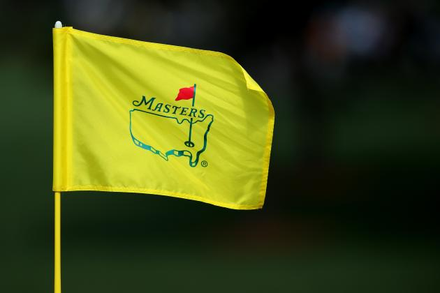 Masters 2013 Odds: Updated Betting Lines for Top 25 Golfers at Augusta