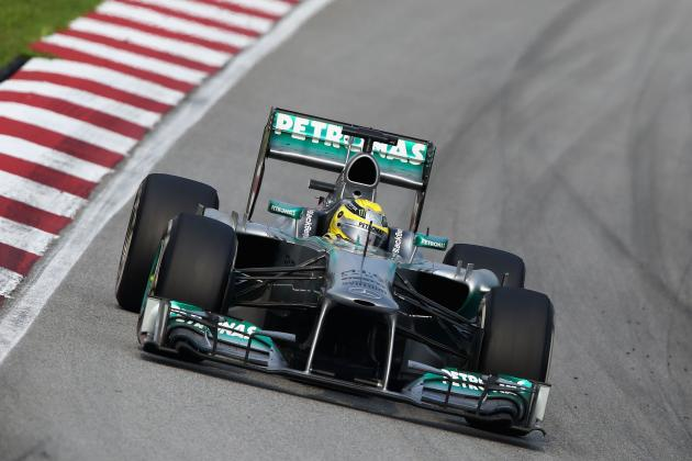 Formula 1: Chinese Grand Prix All the Broadcast, Radio and Broadband Details