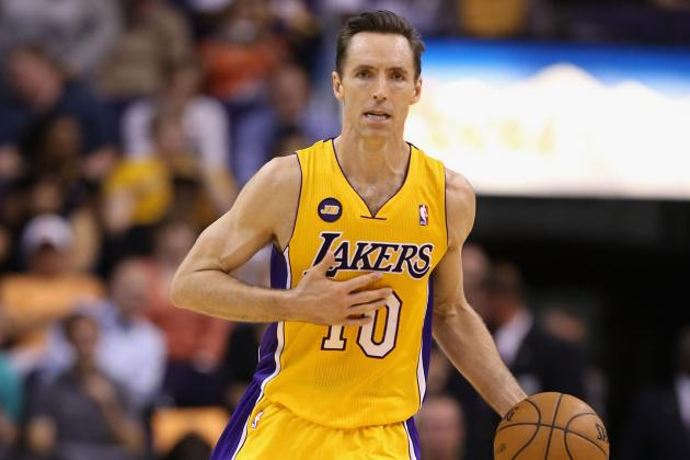Injury Update: Steve Nash, Jordan Hill
