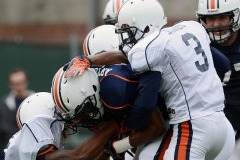 Auburn's Running Backs Still Finding Their Feet in Hurry-Up, No-Huddle Offense