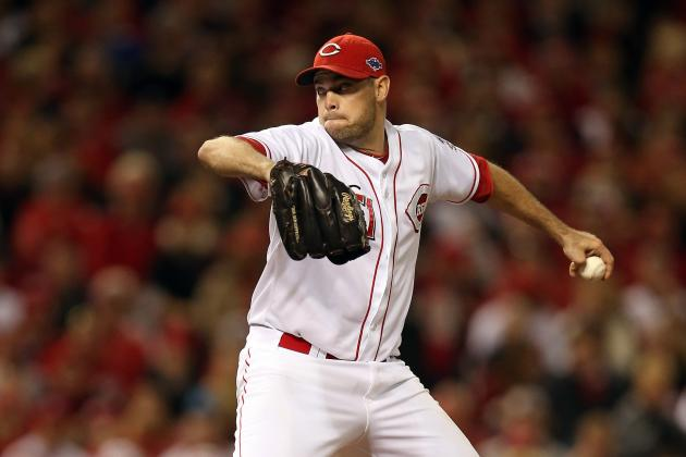 Reds Place Sean Marshall on DL, Call Up Logan Ondrusek