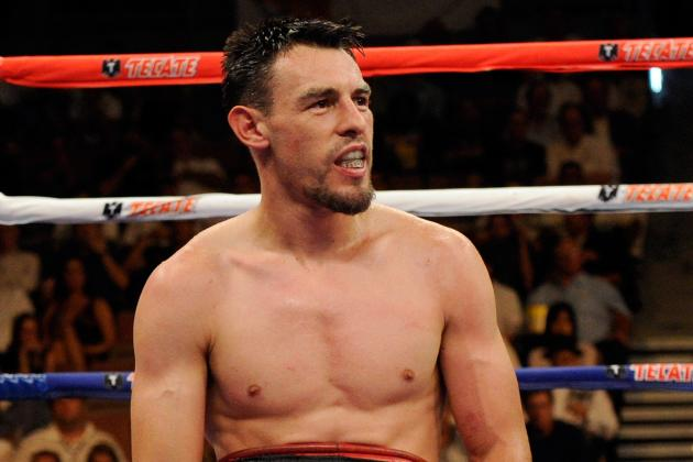 Robert Guerrero's Career Could Be in Jeopardy If Sentenced to Prison