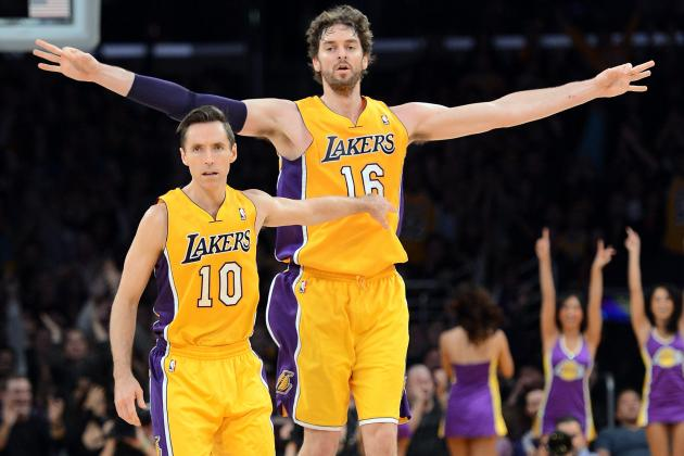 Debate: Will Gasol or Nash Play the Bigger Role in the Playoffs?