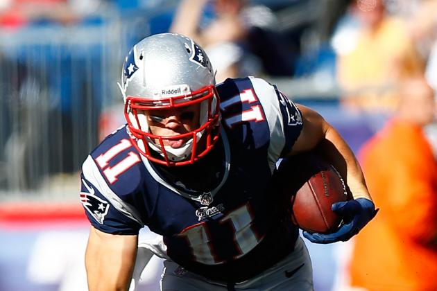 Julian Edelman Re-Signs with Pats