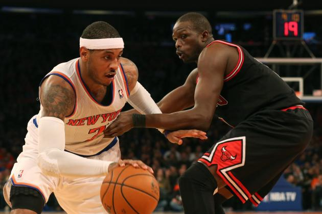 New York Knicks vs. Chicago Bulls: Preview, Analysis and Predictions