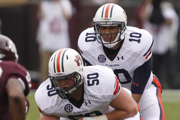 Several Other Positions Up for Grabs as Auburn's A-Day Game Approaches