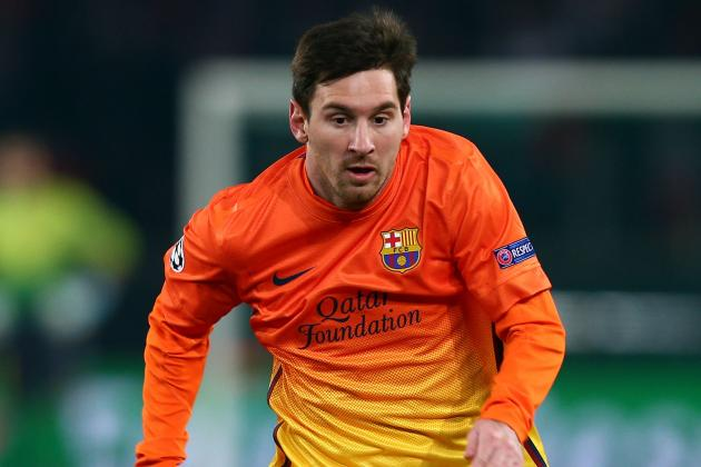Barcelona vs. PSG: La Blaugrana Won't Need Messi to Secure Victory