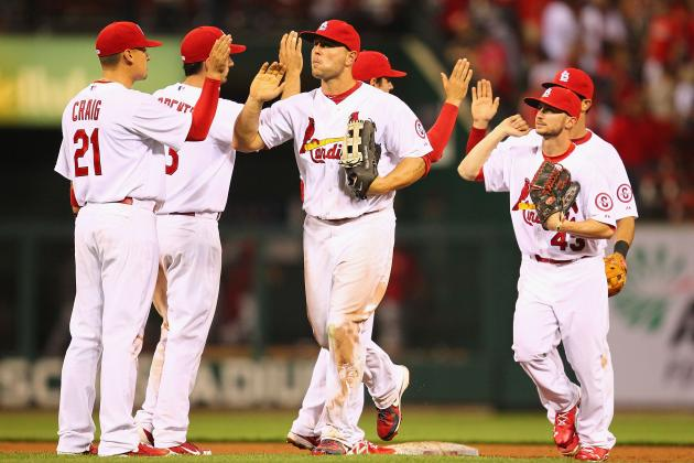 St. Louis Cardinals: A Few Notes from Tuesday's Win