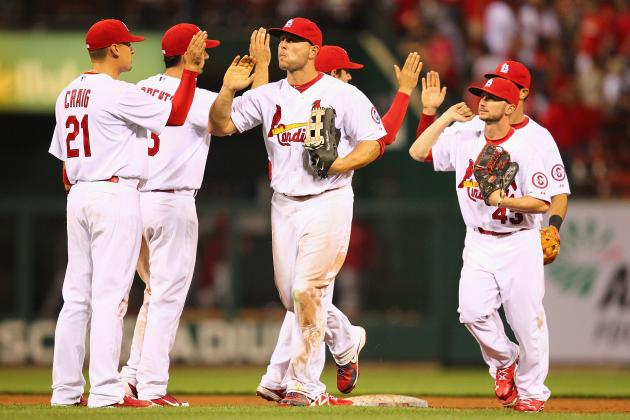 St. Louis Cardinals: Odds That Each 25-Man Roster Player Will Stay for 2014