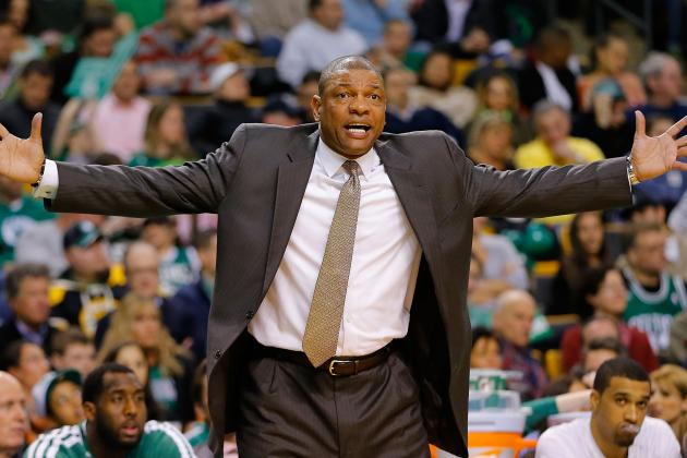 Doc Rivers Admits He Gets Other Team's Coaches to Help Him